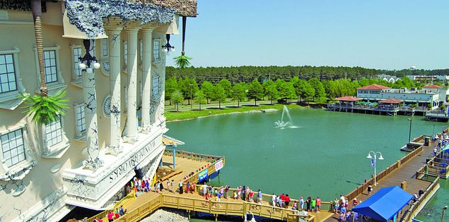 You'll find endless family-friendly attractions in Myrtle Beach, South Carolina!